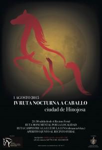 CARTELRUTANOCTURNACABALLO WEB.
