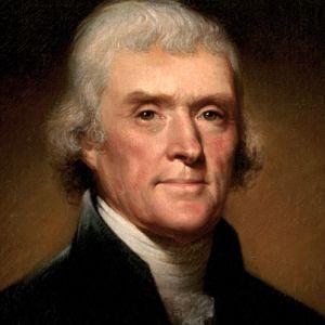 T. Jefferson.