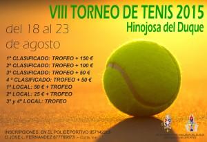 TORNEO DE TENIS WEB.