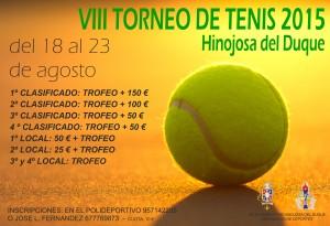 TORNEO DE TENIS.