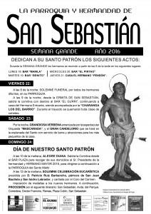 Cartel de San Sebastían